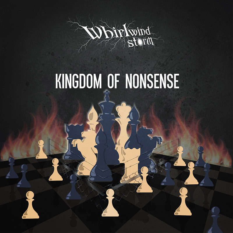Whirlwind Storm-Portada-Kingdom-of-Nonsense